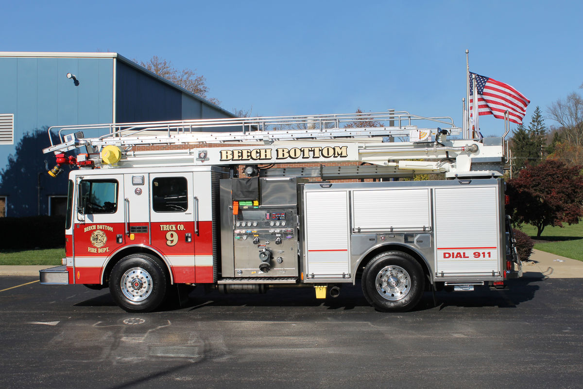 Village Of Beech Bottom Wv Fire Department Receives Hme 51