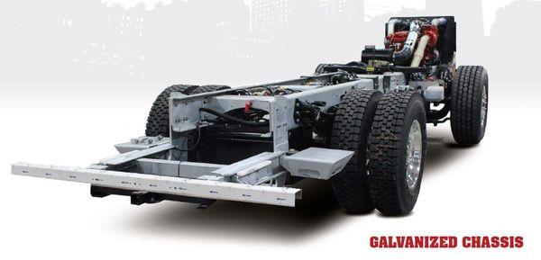HME Galvanized Chassis