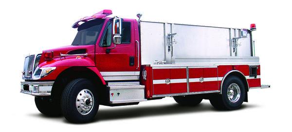Wolf Truck Model