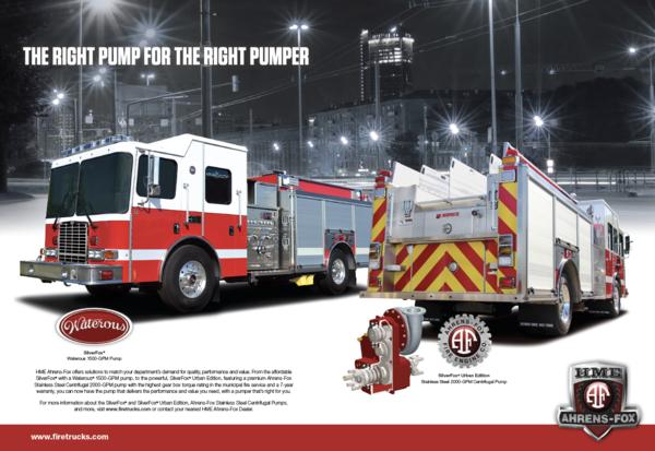 HME Pump Ad