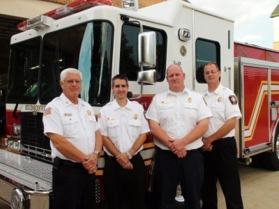 2010 Fire Officers
