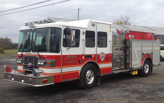 Hme Fire Truck Photo Of The Day May 22 2014 Hme Inc