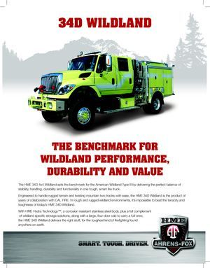 z - Cover Image: 34D Wildland Sell Sheet