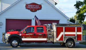 Bridport Fire Department, VT