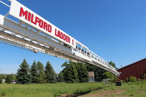 HAF111L Ladder Testing
