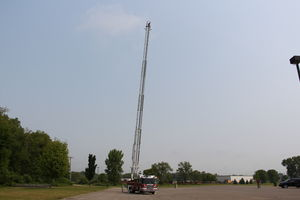 HAF111L Fully raised Ladder