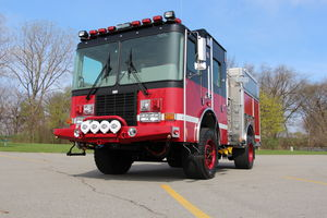 HME Extreme Rapid Attack Truck Front