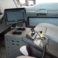 Ford F-550 MiniEvo Interior console